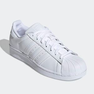 Adidas Superstar Shoes Size 6 NEW $85